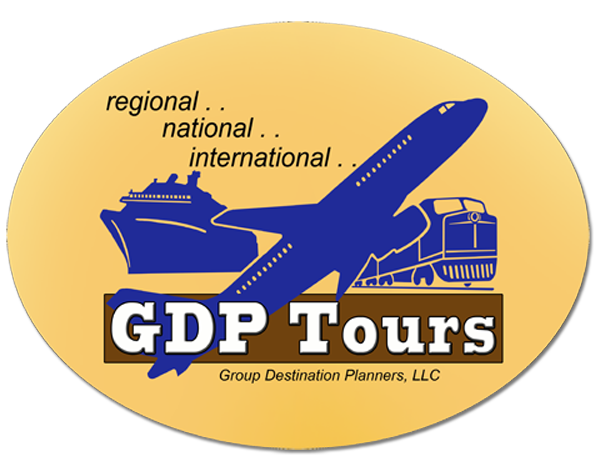 GDP Tours Logo